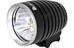 Dura Nova Sirius 3000 II LED-Helmleuchte schwarz